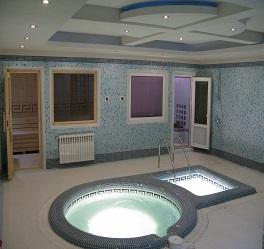 طراحی استخر خانگی
